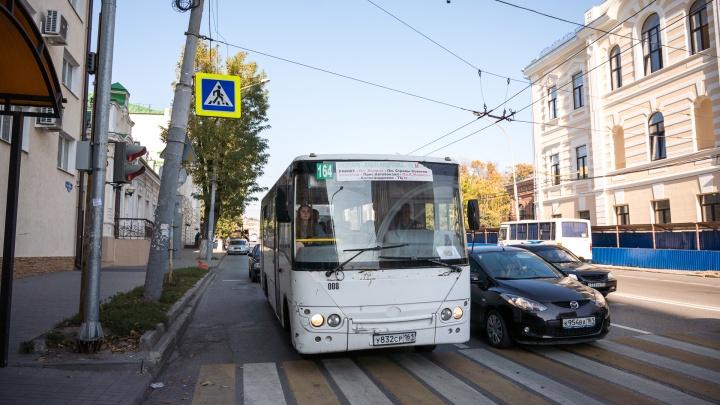 Власти Ростова получат контроль над автобусными маршрутами до «Меги», Аксая и Батайска