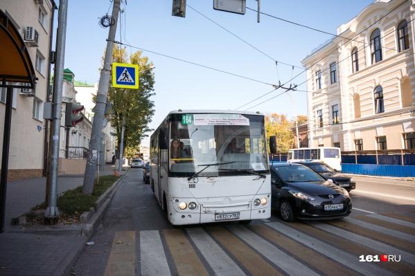 После принятия проекта администрация Ростова сможет менять маршруты, устанавливать на них тарифы и выбирать перевозчиков