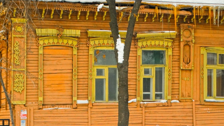 Самарский «дом с часами» отказались признать культурным наследием