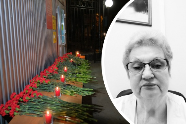 Маргарита Геннадьевна пришла в ПГНИУ на экскурсию с внуком