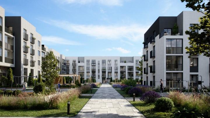 Крупный тюменский застройщик объявил о старте продаж недвижимости в новом квартале