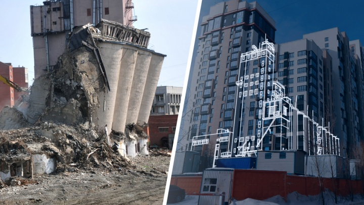 Исчезнувший Екатеринбург. Восстанавливаем Мукомольный завод и старинную усадьбу в «Екатеринбург-Сити»