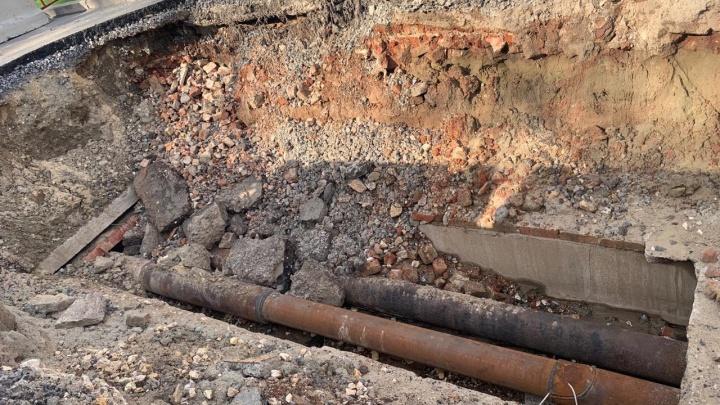 В Волгограде пересохла «Река»: авария «Концессий теплоснабжения» оставила речпорт без горячей воды