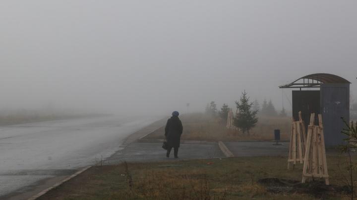 Новый Сайлент Хилл: смотрим на туманный микрорайон у самого большого кладбища Уфы
