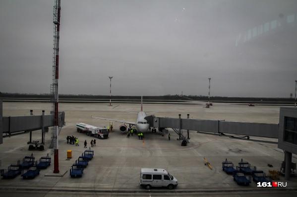 Рейсы из Екатеринбурга и Новосибирска улетели в Краснодар