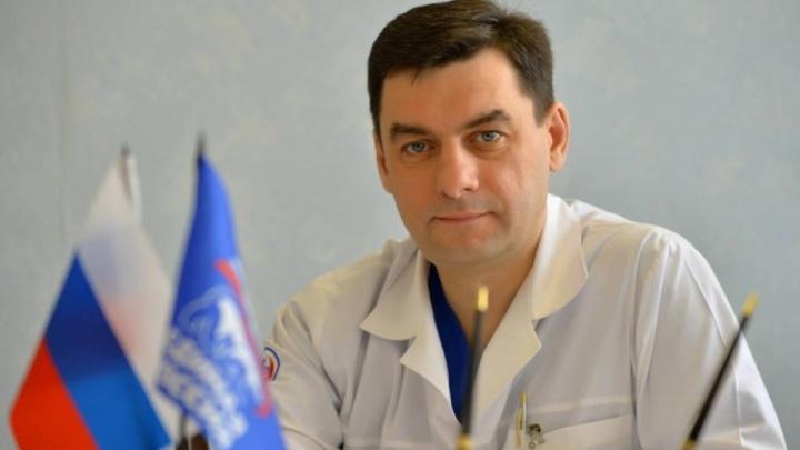 Лидер омской «Единой России» рассказал о трех актуальных проектах партии
