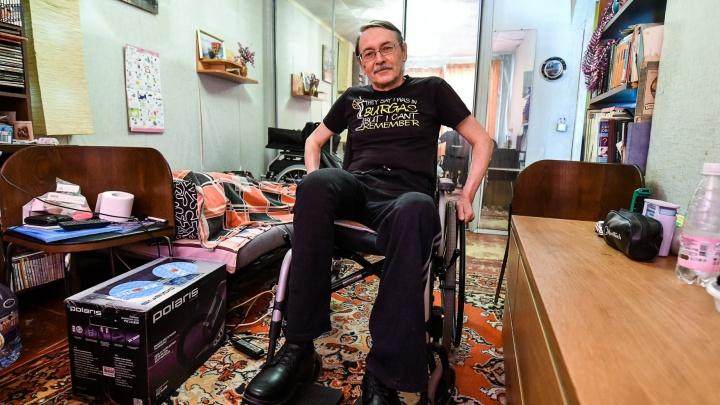 Екатеринбургский журналист в коляске рассказал о главных проблемах инвалидов