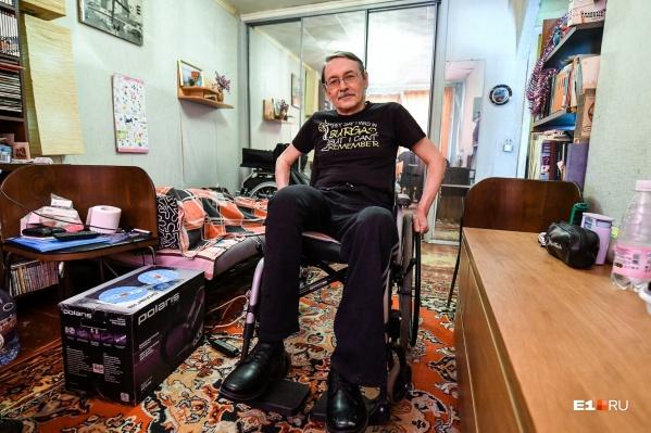 Александр Беляев поделился идеей, которая облегчит жизнь колясочникам и позволит бизнесменам заработать