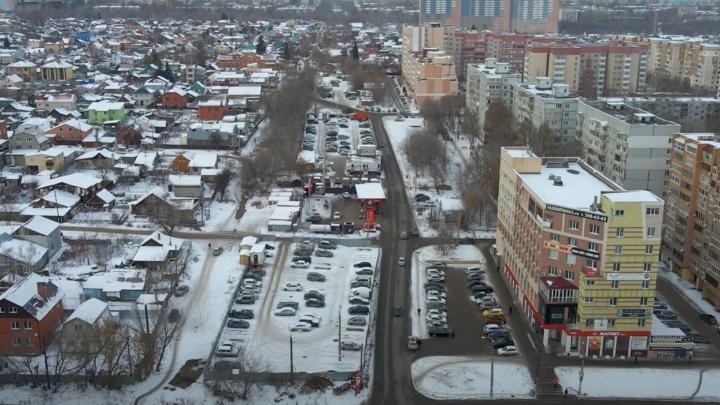 Советский и Промышленный районы Самары свяжут новой дорогой