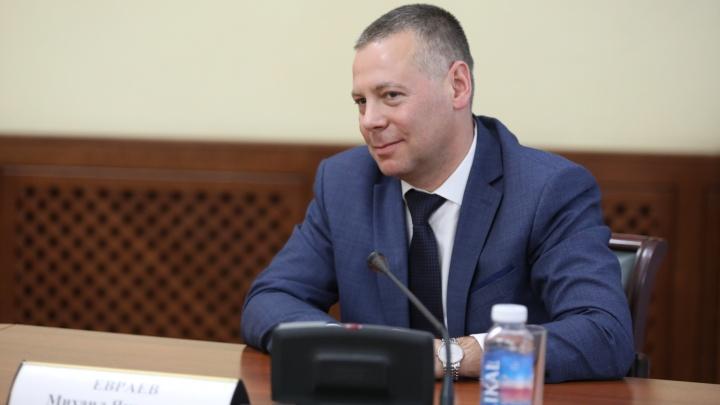 Михаил Евраев — о ковид-режиме и кадровых перестановках: «Настроение у меня боевое»
