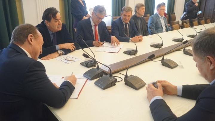 НГАСУ (Сибстрин) предложил объединить вузы, научные институты и строительные организации