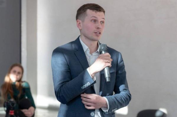 Дмитрий утверждает, что его пытались похитить в центре города