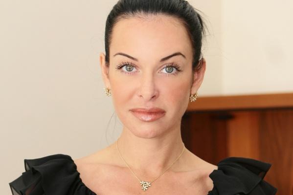 Татьяна Ерилкина была председателем правления банка