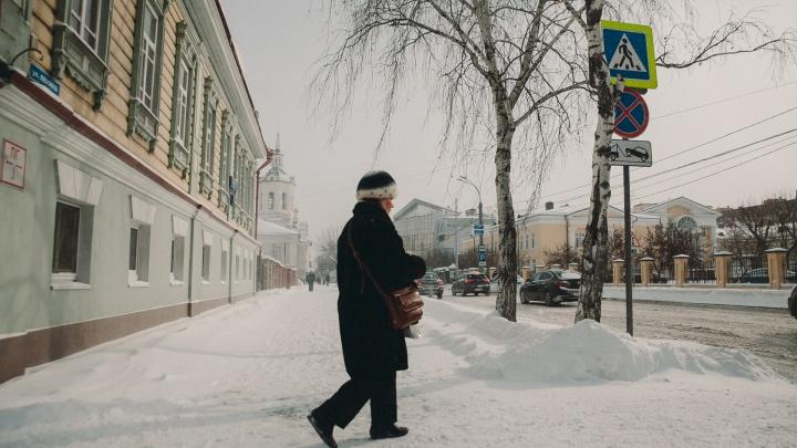«Ультраполярное вторжение холода». Синоптики вновь обещают тюменцам 30-градусные морозы