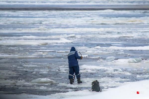 У любителей рыбалки осталось не так много времени