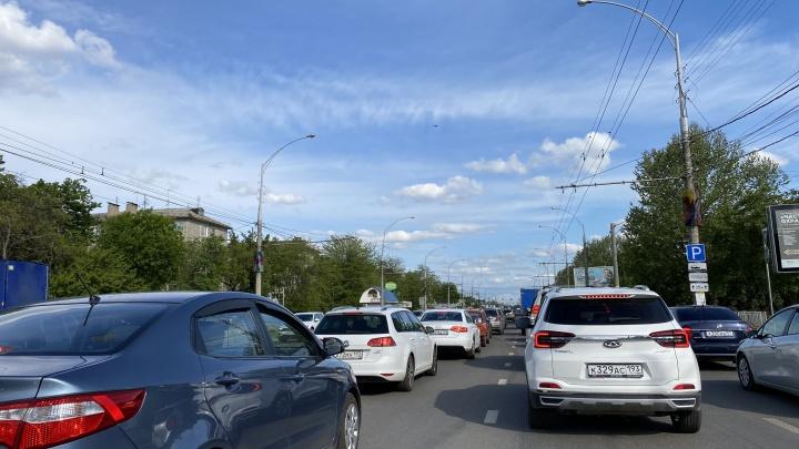 В Краснодаре почти на всё лето ограничат движение на улице КИМ