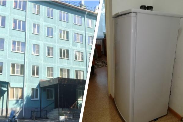 По данным профсоюза НГУ, новые холодильники университет уже закупил — один на четверых человек