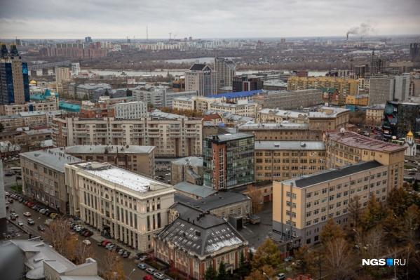 Сегодня структурам Тимура Саттарова и его супруги Ольги Гребенюк принадлежит половина треугольного квартала в центре Новосибирска