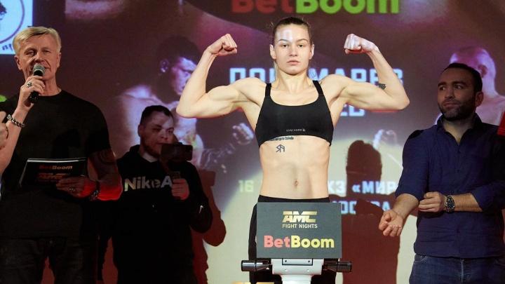 «Вырубила за 30 секунд и посвятила победу Сталинградской битве»: волгоградка нокдауном выиграла бой UFC