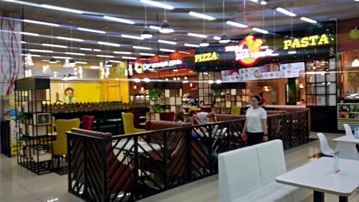 В Новосибирске открываются дешевые пиццерии от владельца крупнейшей сети столовых. Что там с едой и ценами?