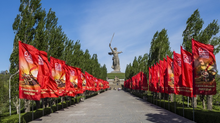 В Волгограде потребовали остановить коммерческую застройку Мамаева кургана