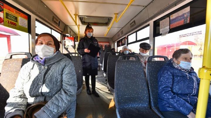 Облавы в транспорте и магазинах: в Ярославской области ужесточили ковид-режим