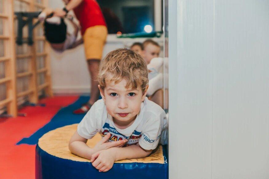 Переживаете, что ребенку будет сложно заниматься?