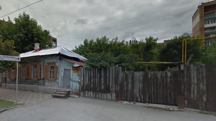 На улице Вилоновской собираются построить многоэтажки