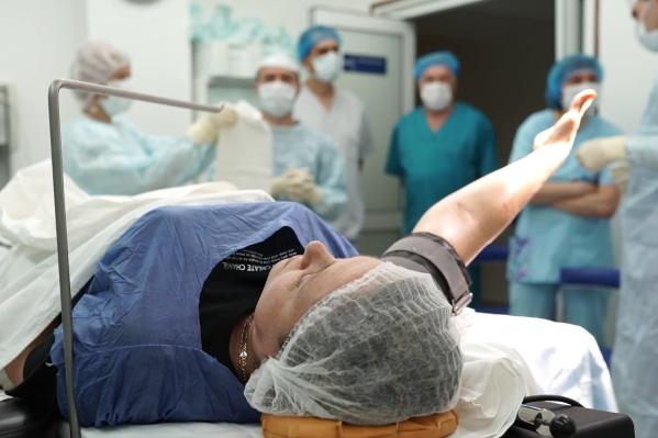 Первые пациенты прошли лечение по новому направлению клиники «Реавиз»