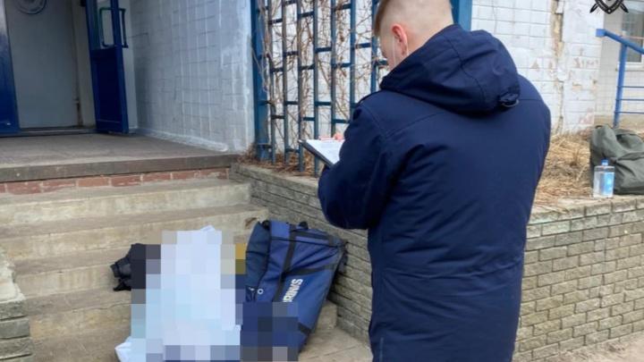 Момент убийства инкассатора на Автозаводе попал на видео (18+)