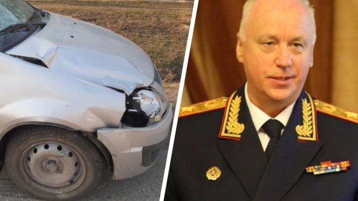 Глава СКР поручил добиться ареста пьяного водителя, который насмерть сбил 10-летнюю девочку в НСО