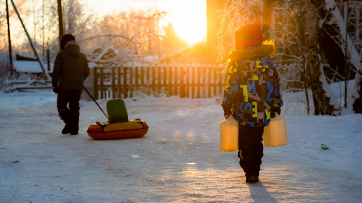 От оттепели к морозам: какой будет погода на первой неделе весны в Архангельской области