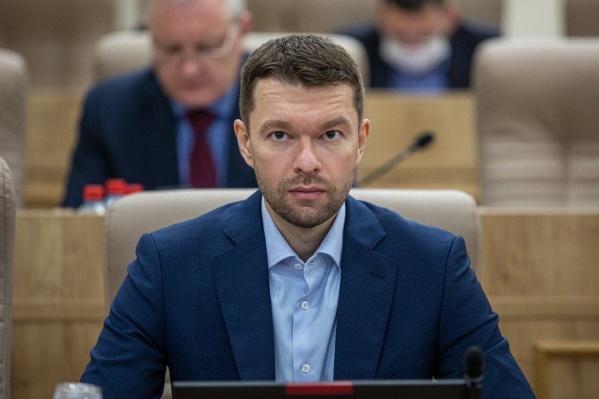 Алексей Вихарев получил травму во время рейда регионального отделения Российского экологического общества по незаконным свалкам