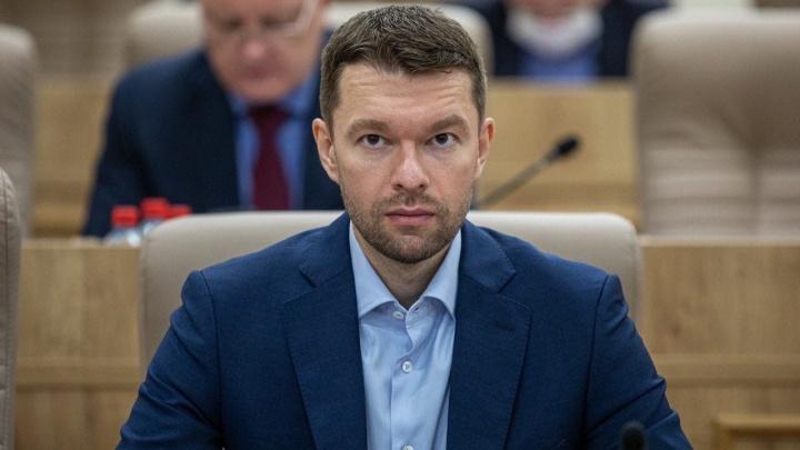 Депутат гордумы Алексей Вихарев перевернулся на квадроцикле во время рейда по незаконным свалкам