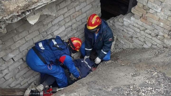 В Самаре при обрушении крыши гаража погиб человек