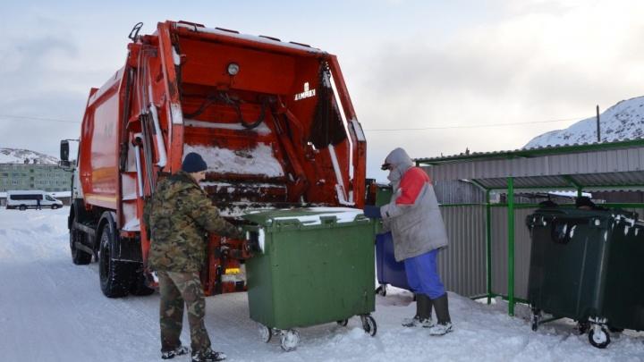 В Архангельской области установили временный норматив накопления отходов