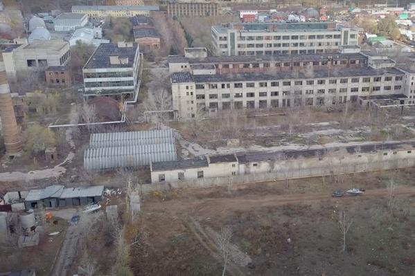 В советские годы предприятие относилось к военно-промышленному комплексу
