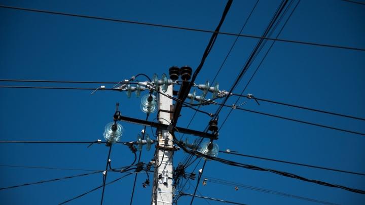 Электричество отключат в сотнях домов Ростова. Проверьте, попал ли ваш в график
