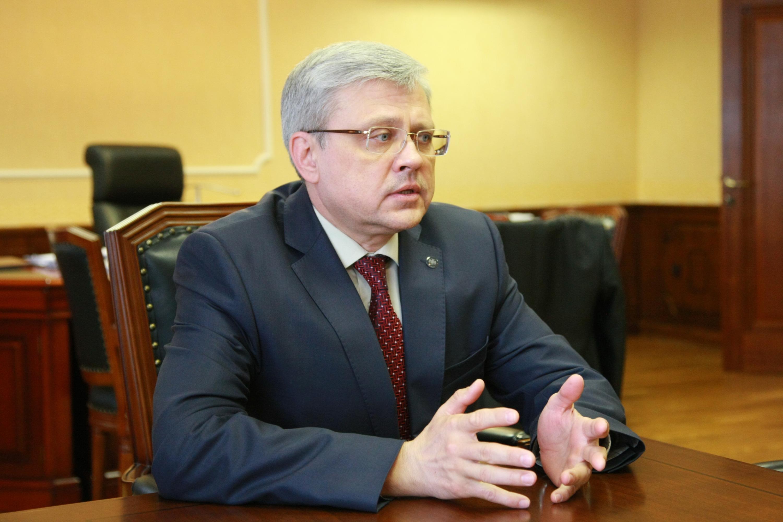 Алексей Моночков возглавляет пермское отделение ЦБ