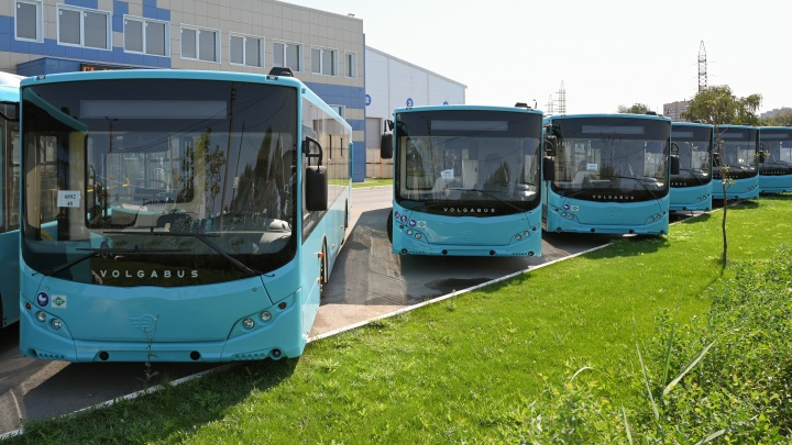 Самый большой заказ в истории: Volgabus выпустит 400 автобусов на маршруты Санкт-Петербурга