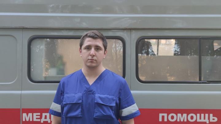 Реготделение независимого профсоюза «Альянс врачей» возглавил 23-летний медбрат