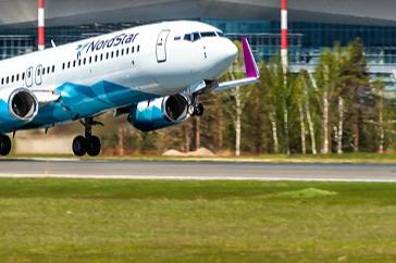 Отказ двигателя оказался причиной экстренной посадки самолета Екатеринбург — Ростов