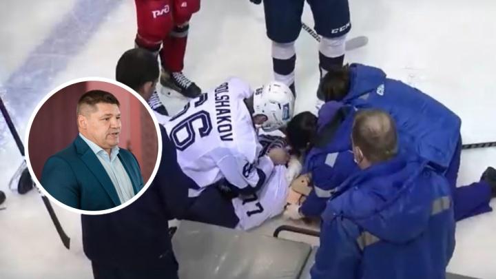 «Русский танк» Андрей Коваленко — о гибели Файзутдинова: «Об изменении хоккейных правил рассуждать непрофессионально»