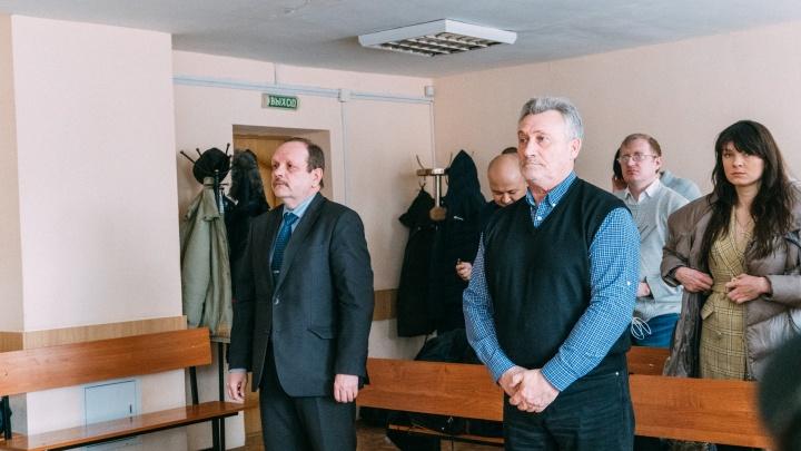 Суд пересмотрит дело омских чиновников, обвиняемых в махинациях при реконструкции «Саламандры»