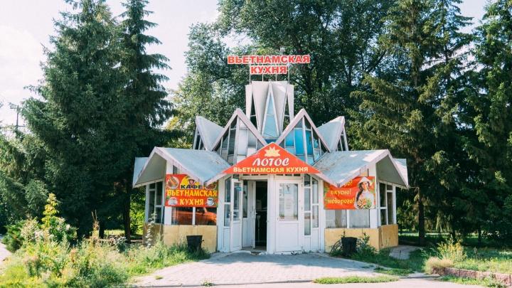 Суд решил снести павильон в центре Омска, построенный почти 30 лет назад