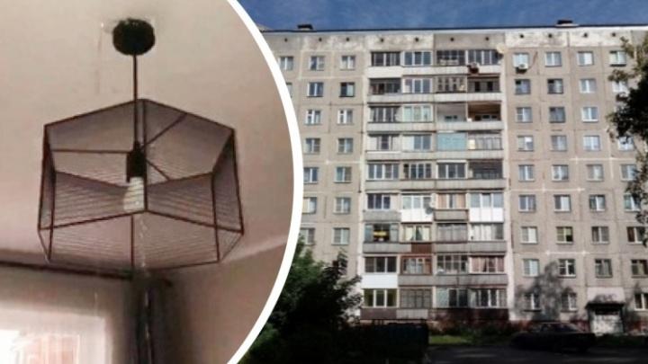 ГЖИ объявила проверку после публикации НГС о квартире, которую затопило из-за прорванной батареи