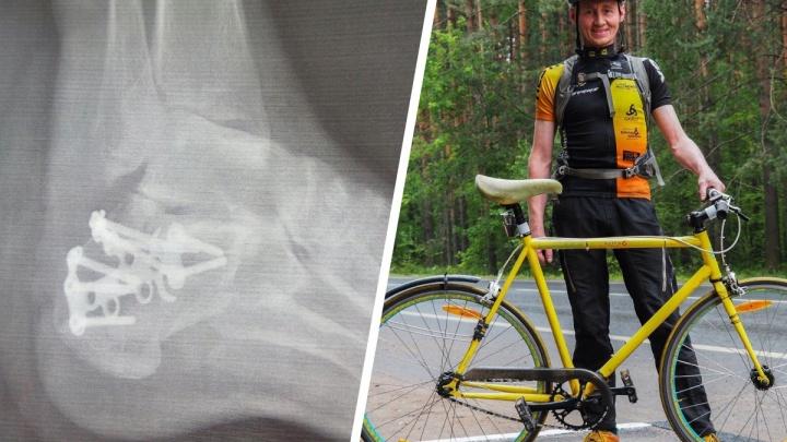 «Как они живут?»: ярославец сломал ногу и понял, насколько город не приспособлен для инвалидов