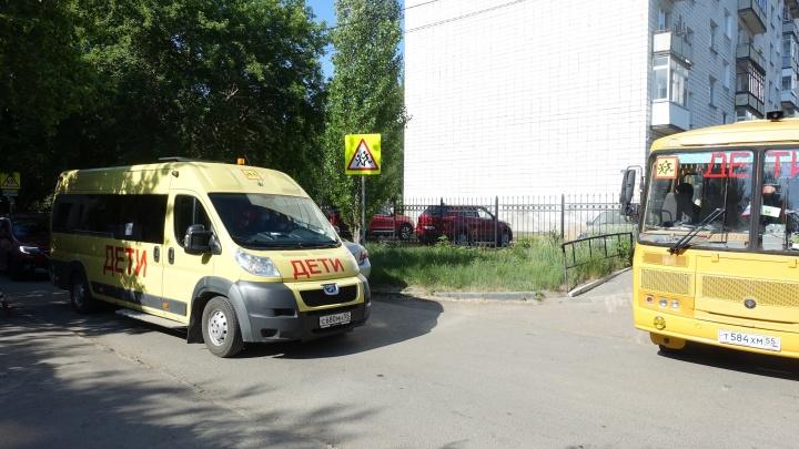 Омская область получит крупнейшую партию школьных автобусов за последние пять лет