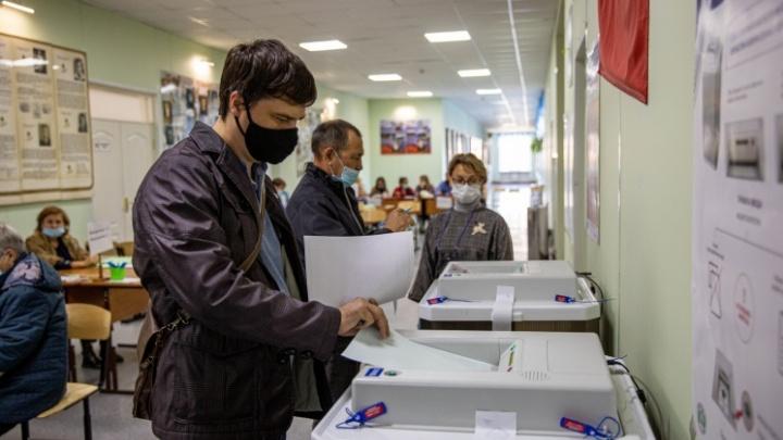 Выборы-2021 в Новосибирской области: как найти свой избирательный участок