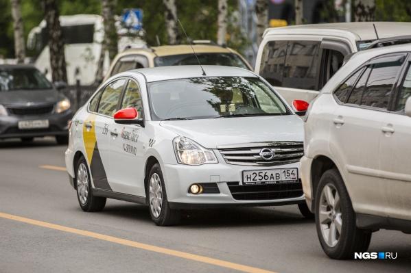 На этой неделе в Новосибирске произошел конфликт между девушкой-инвалидом и таксистом